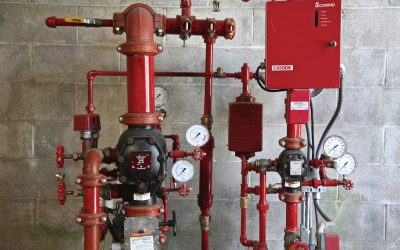 INSPECTION AND TESTING OF FIRE SPRINKLER SYSTEMS