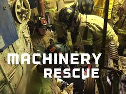 NFPA 1670 Machinery Rescue – Awareness