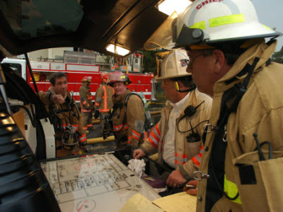 FIRE OFFICER BASICS: Emergency Response Planning